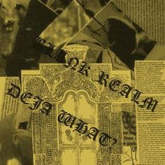 Blank Realm Deja What? Vinyl LP
