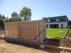 Moderní zahradní domek NATURHOUSE S9