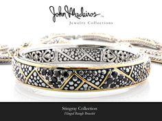 JM Stingray Collection #jewelry #bracelet