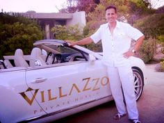 Our own Christian Jagodzinski off to check on his investments in the South of France. #luxury #vacation #SaintTropez