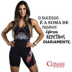 MACACÃO SIDEVIEW. Curtiu? Tem na Conan Nutrition. #macacao #labellamafia #hardcoreladies
