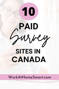 Looking for the best paid surveys in Canada? Check out these 10 paid online surveys to earn extra cash in Canada. Top Paid Surveys, Surveys That Pay Cash, Online Surveys For Money, Earn Money From Home, Earn Money Online, Earn Extra Cash, Making Extra Cash, Survey Sites That Pay, Canada