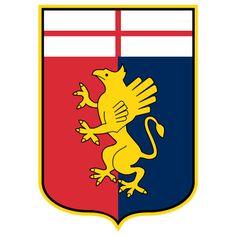 You never walk alone ! Genoa Football, Football Italy, Football Team, Italian Logo, Genoa Cfc, Soccer Logo, Soccer Teams, Professional Football, Ferrari Logo
