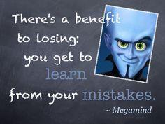 #Megamind #life #quote