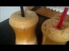 Frappe Kawa z Lodem na upały..składniki i przepis na przygotowanie - YouTube Frappe, Caramel Apples, Desserts, Youtube, Tailgate Desserts, Deserts, Postres, Dessert, Youtubers