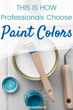 Corey at Hudson Farmhouse Blog with how to choose a paint color for your home. Choosing perfect paint colors in home decor projects is challenging! Here are my favorite paint colors for the walls, ceilings, trim, doors, & even my built-in cabinets in almost every room: entryway, living room, dining room, bedroom, studio, office, front porch, & laundry or mud room. Plus my tips and hints for creating custom blends and color mixes to get the perfect color. Includes Benjamin Moore. Magnolia…