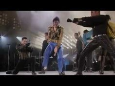 Working day and Night- Live In Bucharest 1992 Michael Jackson