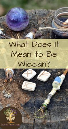 Does it Mean to Be Wiccan? Wicca is a widely sought out spiritual practice. Learn how it differs from Witchcraft Wicca For Beginners, Witchcraft For Beginners, Wiccan Witch, Wiccan Spells, Wiccan Magic, Wiccan Art, Wiccan Symbols, Wiccan Beliefs, Mayan Symbols