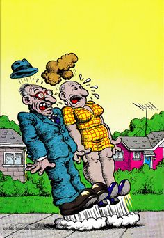 Robert Crumb - San Francisco Comic Book #3 (1971) | Flickr - Photo Sharing!
