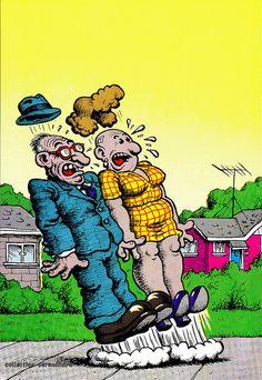 Robert Crumb - San Francisco Comic Book #3 (1971) | Flickr - Photo Sharing!