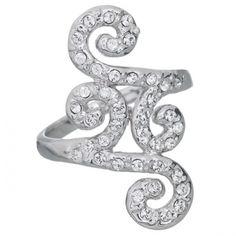 Annaleece Filigree Ring $32.50