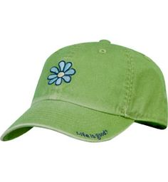 Life is Good Chill Cap - Best-fitting cap ever! Made me a hat 097d3290ad98