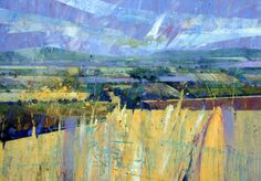 Ditchling Beacon, East Sussex Lorna Holdcroft, BA Hons MSc- Recent Paintings