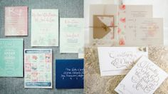 What's hot for spring weddings? Rose-gold embellishments, toile and ikat patterns, condiments bars a