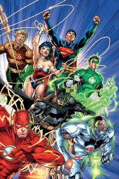 Los Hermanos Wachowski tras la Liga de la Justicia. Los creadores de Matrix podrían hacerse cargo de llevar a la pantalla grande al grupo de superhéroes formado por Superman, Batman, La Mujer Maravilla y Linterna Verde, entre otros.
