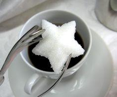 Star Shaped Sugar Cubes