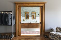 Park Slope Brooklyn -- Brownstone Interior Design by Ensemble Architecture