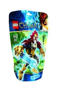 Lego Legends of Chima - Figurine d'action - 70200  http://www.amazon.fr/dp/B00B06SUHS/ref=cm_sw_r_udp_awd_jAZNsb1B6D3C0