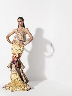 Izabel Goulart for Agua de Coco spring-summer 2014 campaign