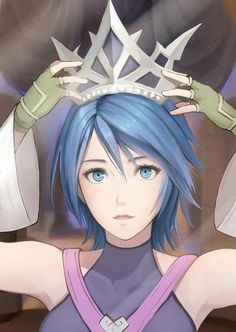 Very HD fan Art work from Kingdom Hearts Aqua. https://au.pinterest.com/saahia/kingdom-hearts%2Bfinal-fantasy/