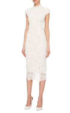 Monique Lhuillier Bridal Look 11 on Moda Operandi