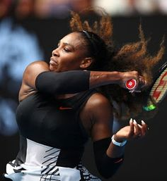Blog Esportivo do Suíço:  Serena avança para as quartas do Aberto da Austrália