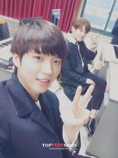 Yoseob & Woohyun