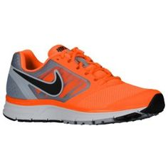 best service 9a5b5 a3840 Nike Zoom Vomero+ 8 - Men s - Wolf Grey Total Orange Reflect Silver Black