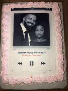 Drake Scorpion, Birthday Dresses, Instagram Accounts, Happy Birthday, Photo And Video, Videos, Frame, Happy B Day, Frames