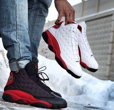 Nike Air Jordan 13's