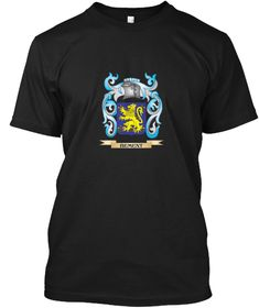 Bement Coat Of Arms   Family Crest Black T-Shirt Front - This is the perfect gift for someone who loves Bement. Thank you for visiting my page (Related terms: Bement,Bement coat of arms,Coat or Arms,Family Crest,Tartan,Bement surname,Heraldry,Family Reunion,B #Bement, #Bementshirts...)