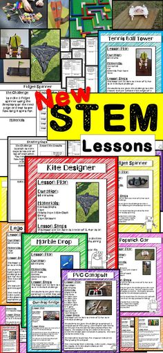 STEM Activities 40 Pages