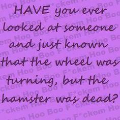 too often.  lol