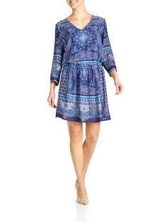 Blue dress from Esprit