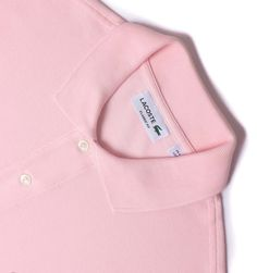 Buy your Lacoste Flamant Pink Pique Polo Shirt from Woodhouse Clothing - bringing you the latest in men's fashion. Light Film, Bad Friends, Pink Panthers, Pique Polo Shirt, Mean Girls, Handsome Boys, Lacoste, Joseph, Dads