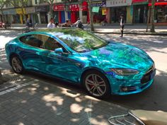Instagram Gallery: Mysterious and cool Tesla images | Aftermarket Accessories for Tesla Model S