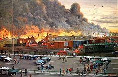 Norman Gautreau THE CHELSEA FIRE 1973 Massachusetts : Lot 239E
