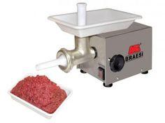 Moedor Industrial Junior de Carne - Braesi com as melhores condições você encontra no Magazine Vianna3. Confira!