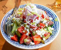 Cyprus Food, Luxury Restaurant, Tempura, Fine Dining, Food Dishes, Potato Salad, Seafood, Healthy Lifestyle, Restaurants