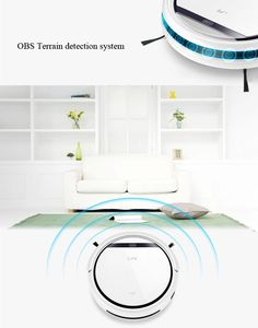 Multifunctional Chuwi ILIFE V3 Intelligent Vacuum Cleaner Robot Cleaner-220.03 | GearBest.com