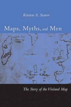 Maps, Myths, and Men: The Story of the Vinland Map by Kirsten Seaver http://www.amazon.com/dp/0804749639/ref=cm_sw_r_pi_dp_qVJ5ub0PK06T4