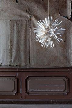 Buy Eldig Christmas Star, White at RoyalDesign Christmas Mood, Christmas Star, White Christmas, Xmas, Paper Stars, Scandinavian Christmas, Joy And Happiness, Paper Roses, Christmas Inspiration