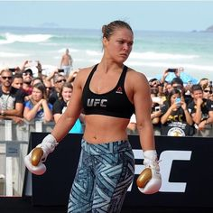 Here Is Ronda Rousey's Exact Food and Fitness Diary for You to Copy | StyleCaster