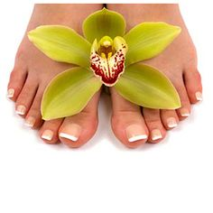 O2 Spa delivering pedicure services at their best and polish the Nails to perfection.