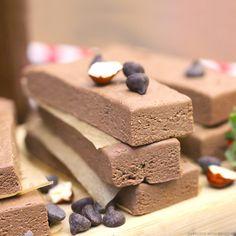 Fudge DIY Protein Bars