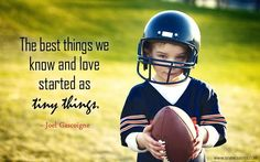 The best things…