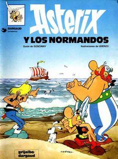 Asterix y los normandos.
