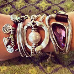 UNO de 50 @cndi79 jewelry