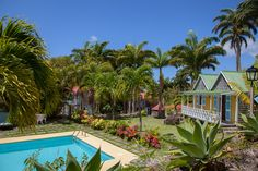 Boutique hotels in St Kitts Nevis | Hermitage Plantation Inn, St John-Figgis Parish | i-escape.com