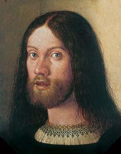 Pintor Boccaccio Boccaccino, nacido en Cremona, Italia, 1465-1525.